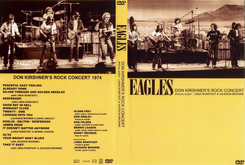 Songs From Eagles Farewell Tour